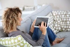 Glosor lärs bäst när du inte blir distraherad av TV eller radio